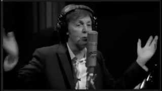 "Paul McCartney ☆ ""My One And Only Love"" HD w/ lyrics"