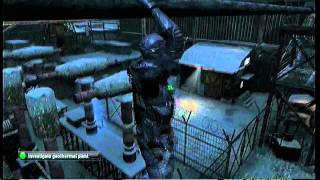 Splinter Cell Double Agent: Iceland 100% Hard Difficulty Stealth/Ghosting Xbox360/PC (0 KO)