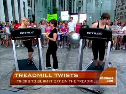 Madonna's Training Secrets