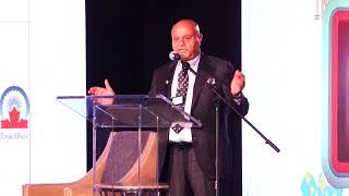 Canada India Foundation 2018 Anil Shah`s Speech HEF