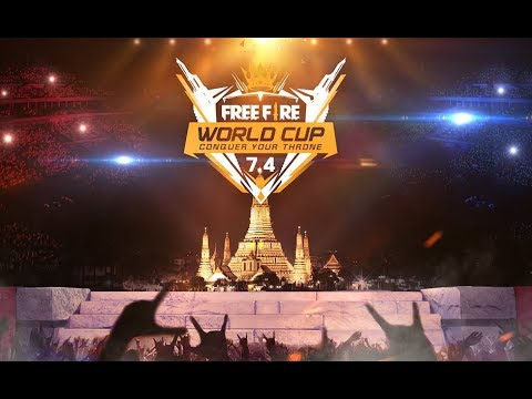 [Free Fire] WORLD CUP 2019 | ЧЕМПИОНАТ МИРА 2019