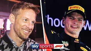 """Verstappen needs to mount a title challenge!"" | Jenson Button previews 2019 F1 season"