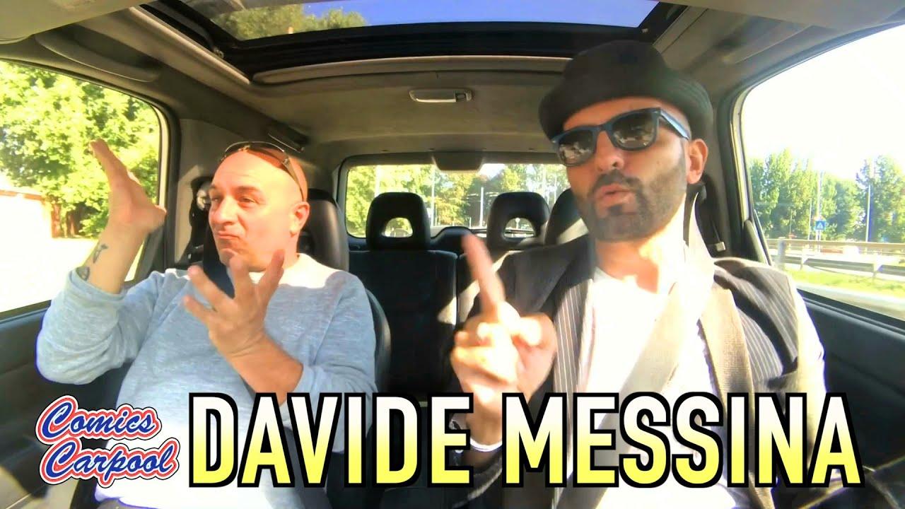 Davide Messina - Comics Carpool