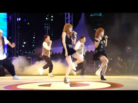 By2 - DNA Part 1 @ Singapore E-Awards 2010, 13/3/2010 [Fancam]
