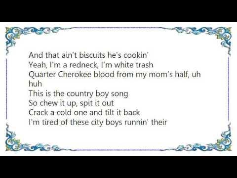 Granger Smith The Country Boy Song Lyrics Youtube