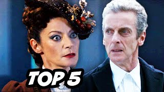Doctor Who Series 8 Episode 11 Finale Review and Easter Eggs
