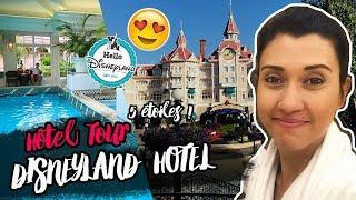 HOTEL TOUR AU DISNEYLAND HOTEL !