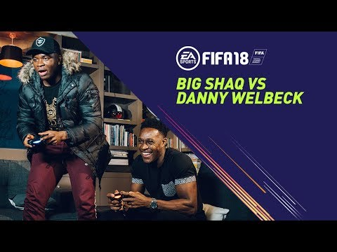 FIFA 18 | Big Shaq vs Danny Welbeck