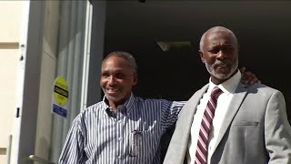 Wrongly convicted of murder: 2 men freed after 42 years in prison