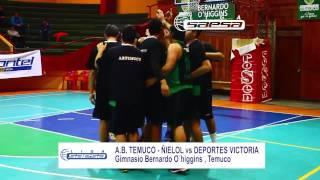 A.B. TEMUCO - ÑIELOL vs C.D. VICTORIA