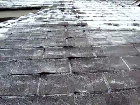 Roof Problems Buckling Shingles Leak Youtube