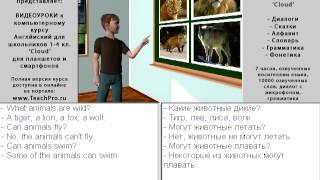 034  Домашние и дикие животные