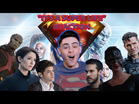 """Supergirl 5x13 - """"It's A Super Life"""" Reaction...100th EPISODE!!!"""