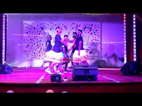 marian college kuttikkanam||hostel day,2017-2018||dance by team BACARDI