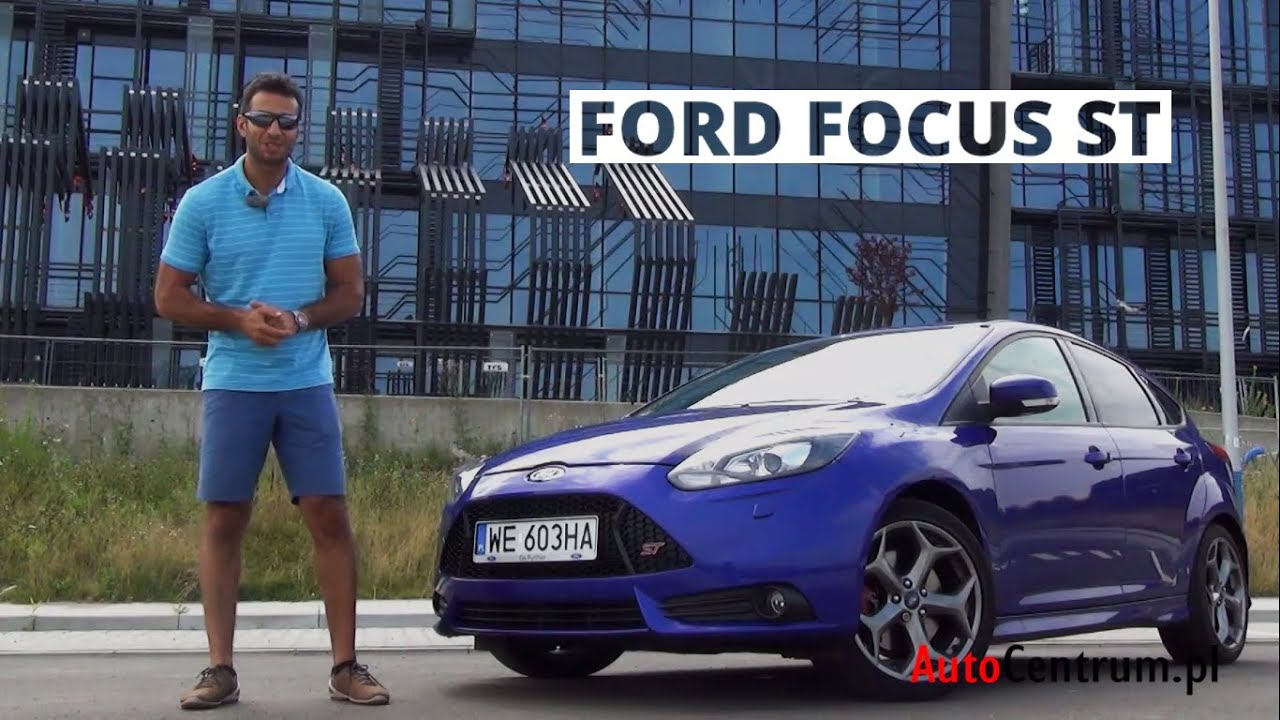 ford focus st 2 0 ecoboost 250 km 2014 test autocentrum. Black Bedroom Furniture Sets. Home Design Ideas
