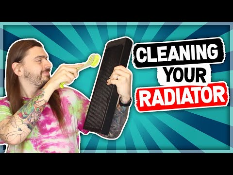 Water Cooling: Cleaning Your Radiator