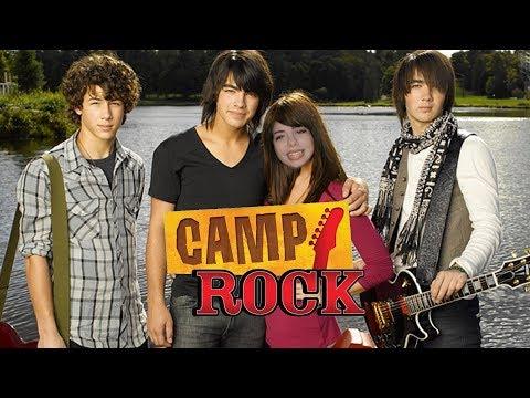 Camp Rock es TÓXIC0 y no es  r o c k  GDR 4