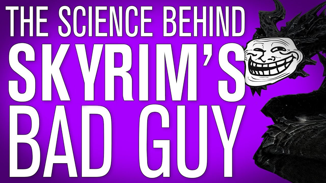 The SCIENCE! Behind Skyrim's World Eater