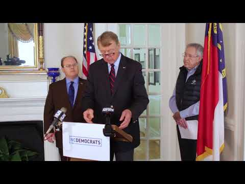 WATCH: NCDP Press Conference on Agriculture Tariffs
