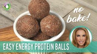 Gluten Free Cinnamon Vanilla Balls Protein Treats By Nutracelle