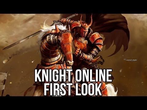 Knight Online (Free MMORPG): Watcha Playin' Gameplay First Look
