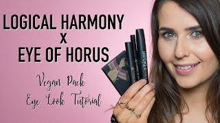 Video Eye of Horus NEW Brow Fibre Demo & Announcement! (Cruelty Free & Vegan!) - Logical Harmony download MP3, 3GP, MP4, WEBM, AVI, FLV November 2017