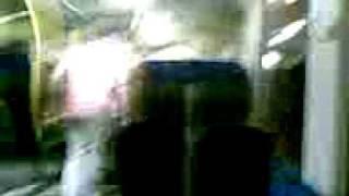 Beat  IT...Dance im Zug
