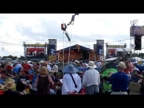 """Dr. John """"Revolution""""  at New Orleans Jazz Fest 2012"""