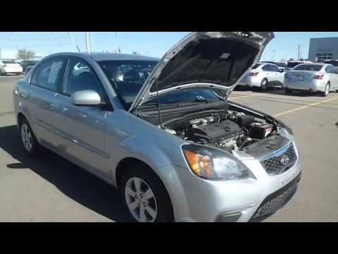 2010 Kia Rio - Jack Key Nissan - Las Cruces, NM 88005 - YouTube