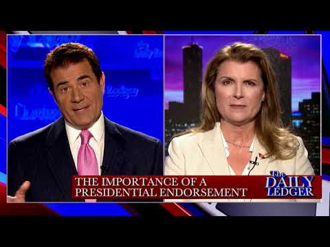 Congressional Candidate Kimberlin Brown Pelzer on her Campaign
