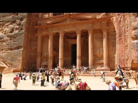 Motorcycle trip to Jordania Syria Turkey 2010 HD Africa Twin