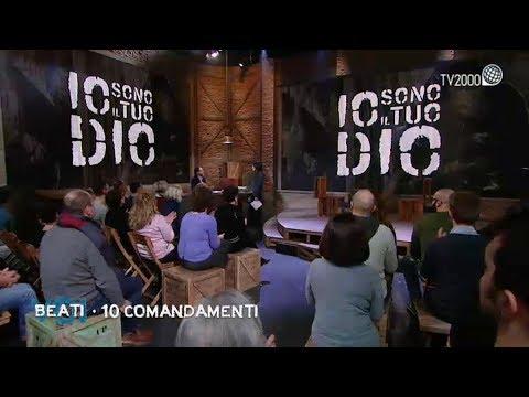 Beati Voi 10 comandamenti, I puntata: 'Io sono il Signore tuo Dio'