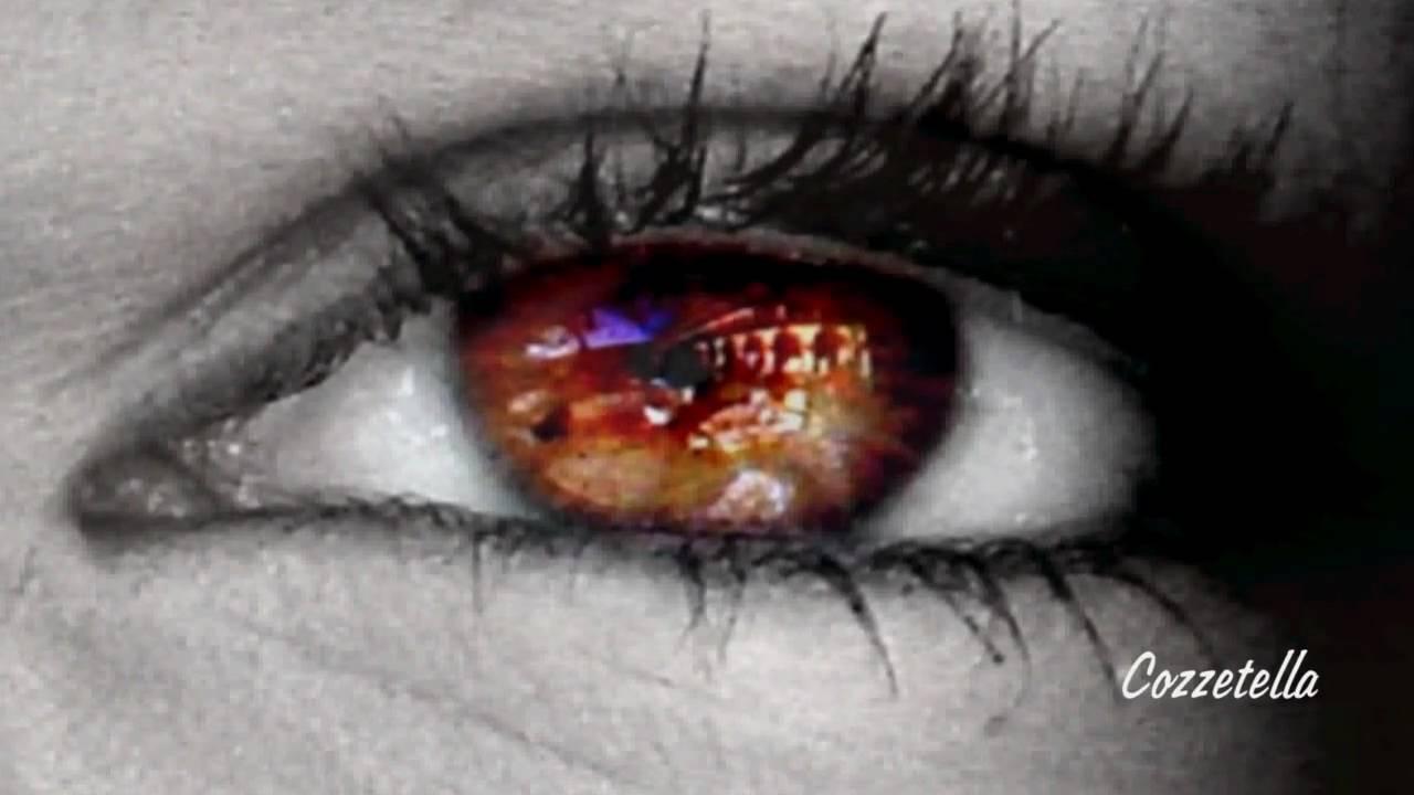 A me gli occhi....