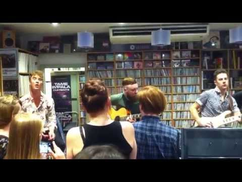 Don Broco  Automatic, acoustic set, Brighton Resident