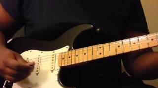 Fender voodoo strat