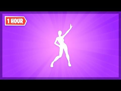 FORTNITE STAR POWER DANCE EMOTE 1 HOUR MUSIC