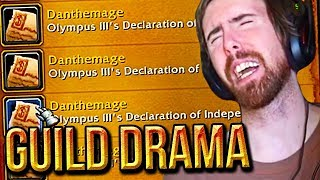Asmongold Faces The END Of OLYMPUS 3 & Announces Guild REFORMS - Classic WoW Drama