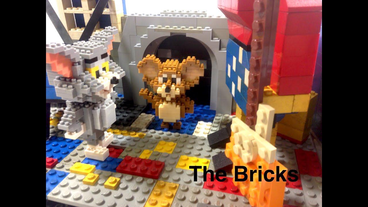 Lego original work x other brick funny house tom for Lego house original