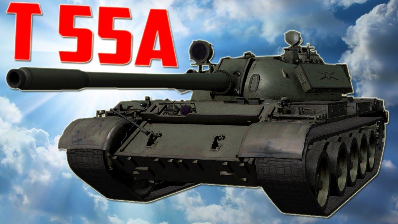 Jubileuszowe bitwy #488 – 60000 bitwa smioszka :) T 55A