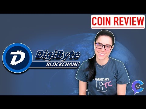 Digibyte | $DGB | Decentralized Digital Assets