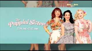 THE PUPPINI SISTERS : BLUE NOTE TOKYO 2015 trailer