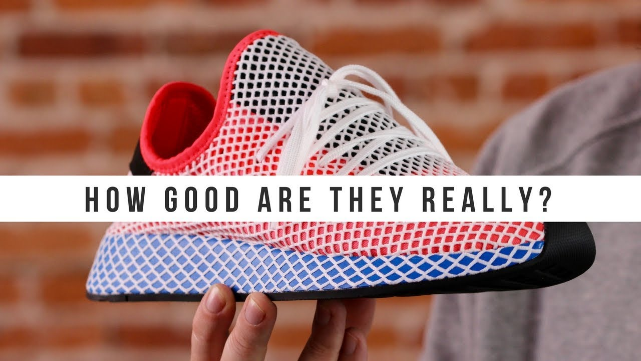 HOW GOOD IS THE ADIDAS DEERUPT RUNNER?
