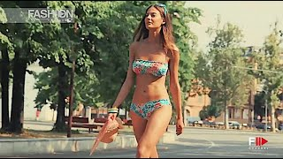 BIKINI IN THE CITY Beachwear Summer 2015 - Fashion Channel