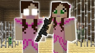 Minecraft: SHOULD WE HELP EVIL JEN MISSION - The Crafting Dead [41]