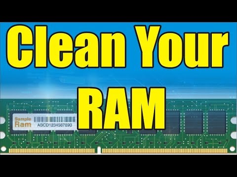 How to Clean RAM of PC | WINDOWS 10, WIN 8,WIN 7 | Increase Performance of PC
