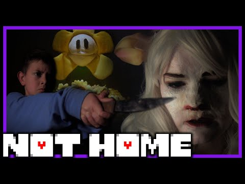 Not Home   Live-Action Undertale Short Film