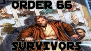 Every jedi who survived order 66
