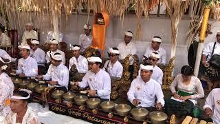Download Mp3 Tabuh Puja Santhi Ririg Gede - Saron Luang Alit Semara Dahana
