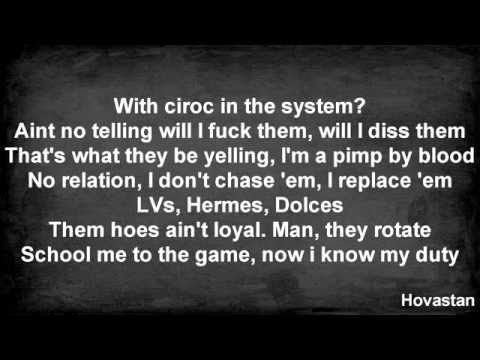 Chris Brown  Loyal Lyrics