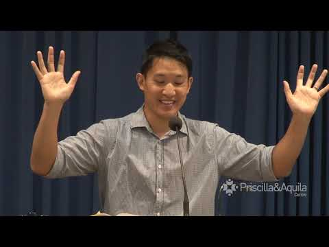Women in upfront ministries besides the Sunday sermon - Dan Wu